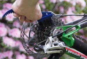 limpiar cassette bicicleta