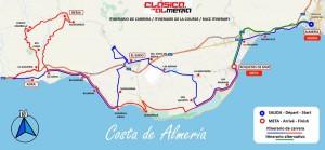 Tack oficila Clasica de Almeria 2016