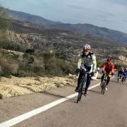 Vuelta Río de Aguas Ciclismo Almería