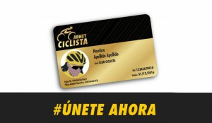 Carnet Ciclista 2016