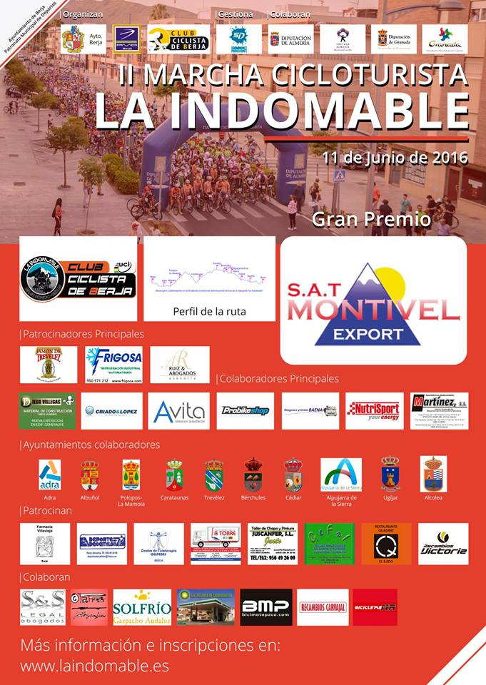 La Indomable 2016