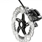 Frenos de disco cicloturismo carretera
