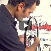 Como centrar rueda de bicicleta