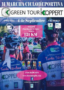 II GREEN TOUR KOPPERT 2016