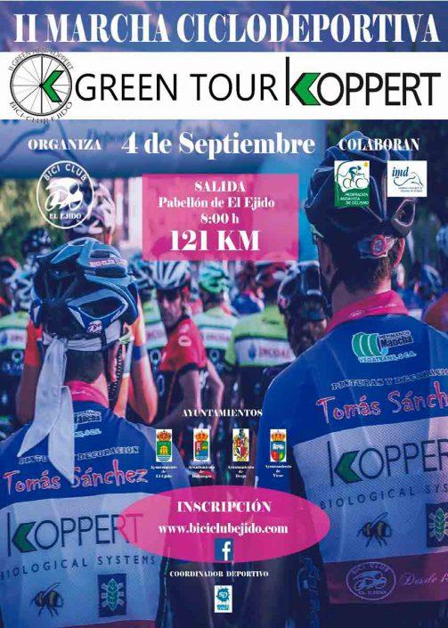 II GREEN TOUR KOPPERT 2016