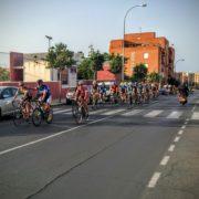 Ciclismo Almería El Pabellon