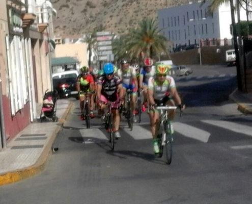 Tabernas - Ciclismo Almería