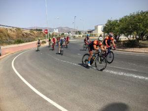Vuelta a Adra - Ciclismo