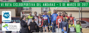 VI Cicloturista Andarax