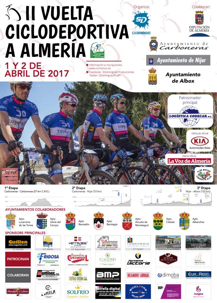 II Vuelta Ciclodeportiva a Almería