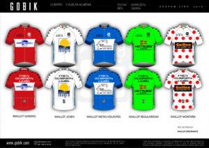 Malliots II Vuelta Cicloturista Almería