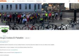 Strava El Pabellon Almeria