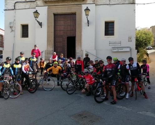 Alhabia ciclismo