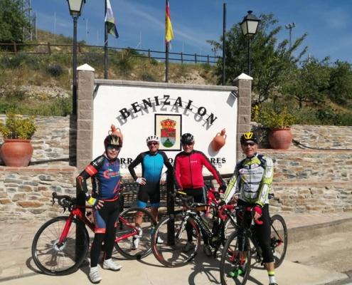 Benizalón ciclismo