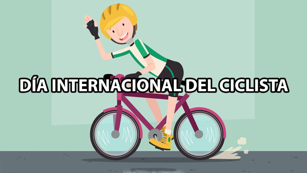 Día internacional del ciclista