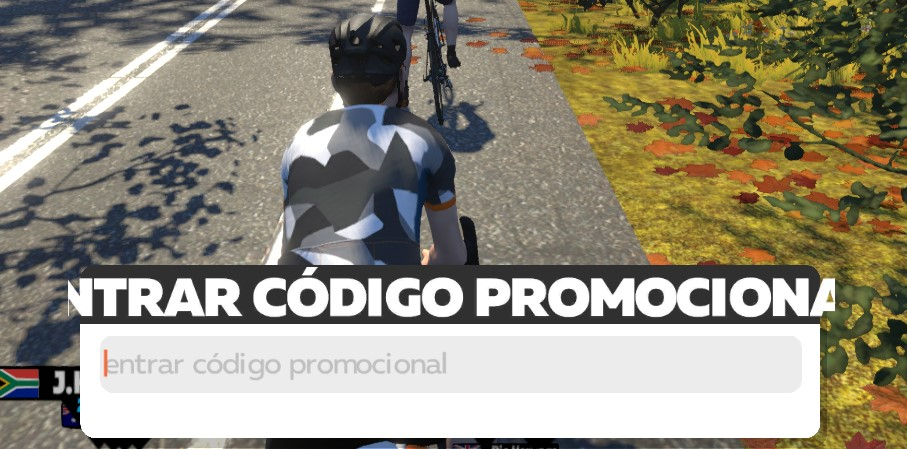 zwift código promocional