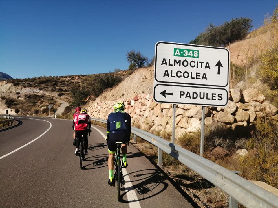 Almócita ciclismo