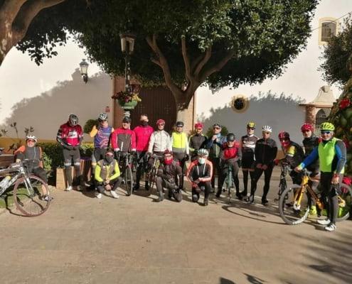 Ciclismo Canjayar