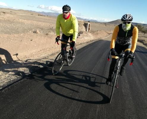 Ciclismo en Fernan Perez