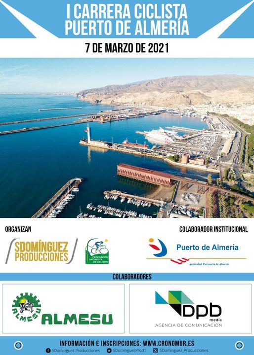 I Carrera Ciclista Puerto de Almería
