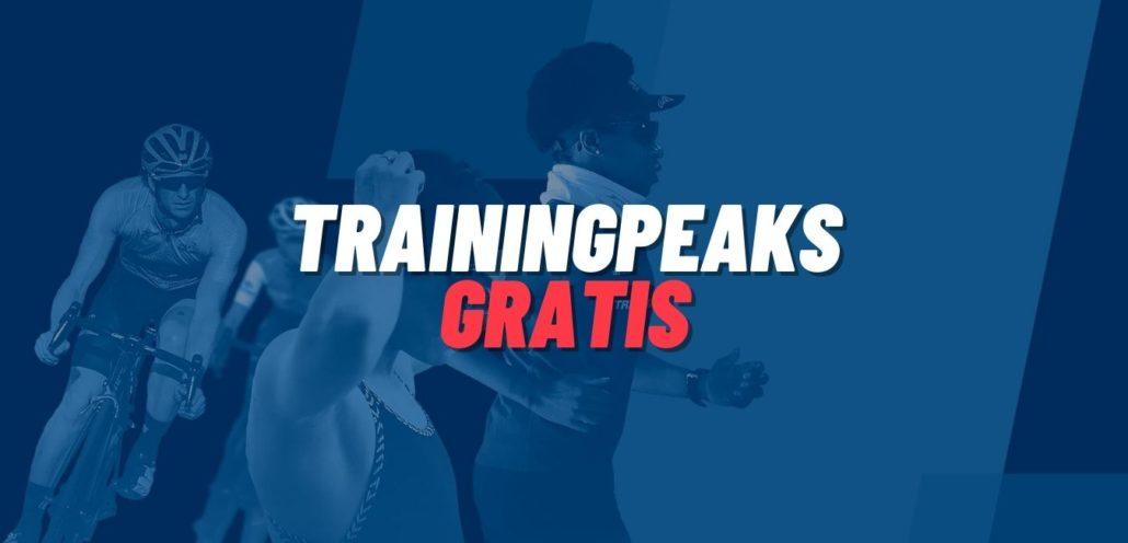 TrainingPeaks Gratis