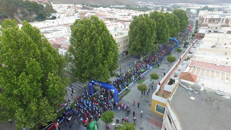 La Indomable VI Marcha Cicloturista 2021