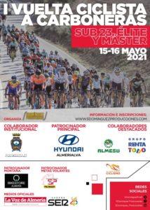 I Vuelta Ciclista a Carboneras 2021
