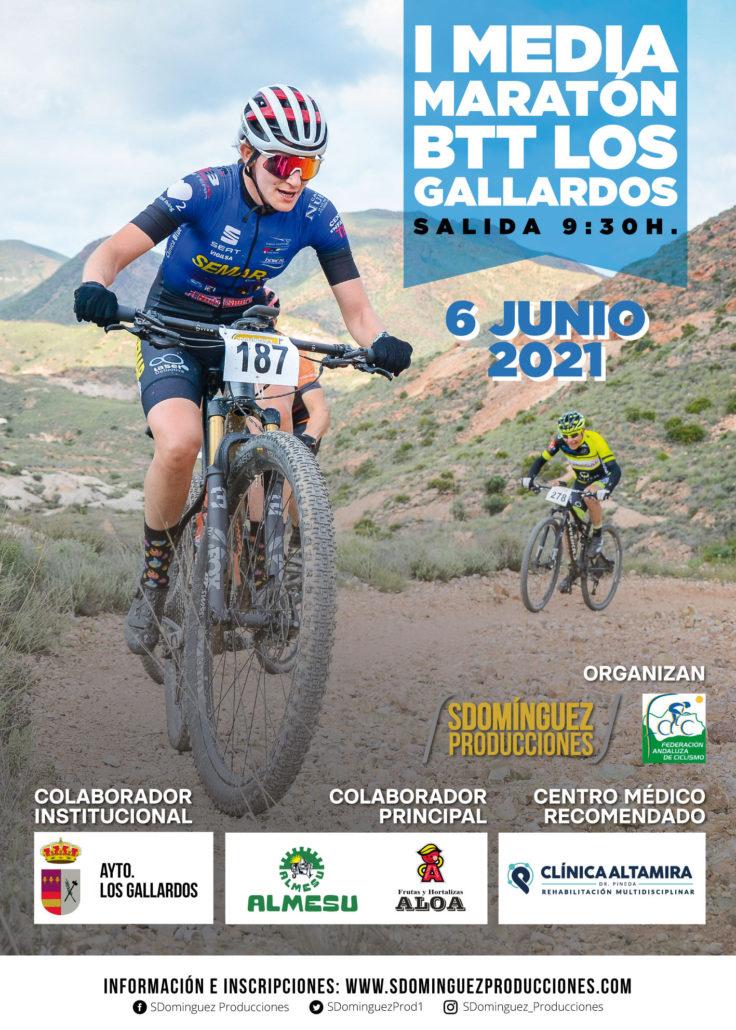 I Media Maratón BTT Los Gallardos
