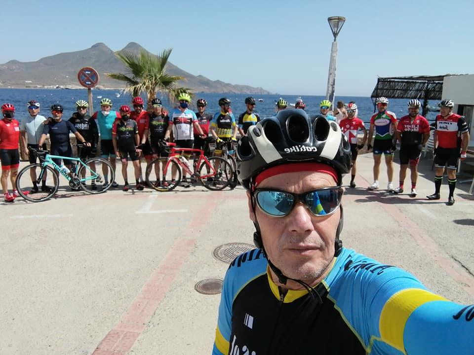 Isleta del Moro ciclismo
