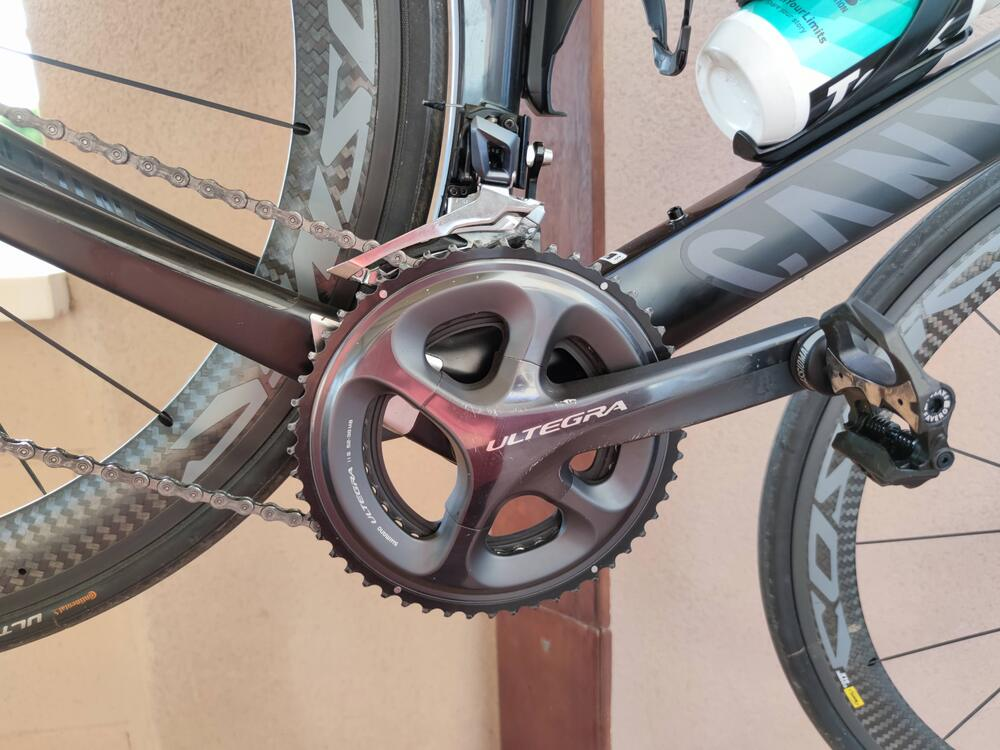 Mantenimiento eje pedalier Ultegra