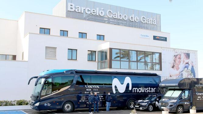 Movistar Team - El Toyo