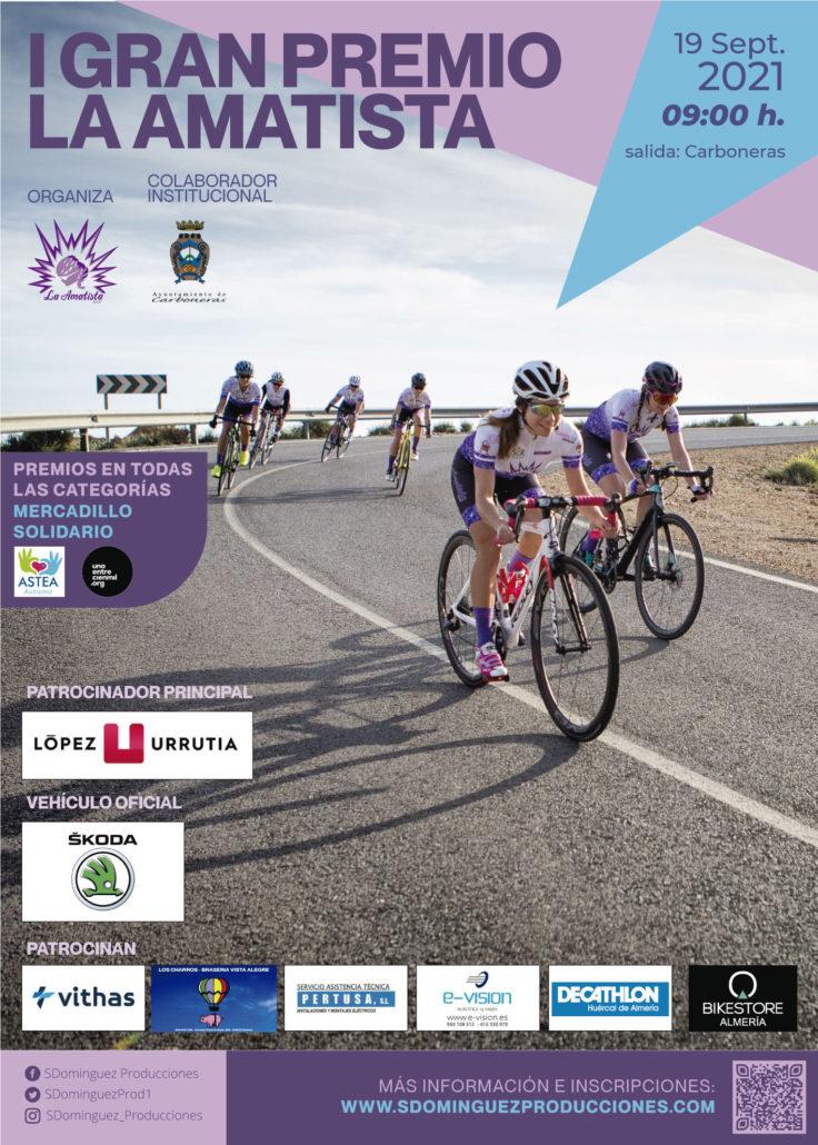 I Ciclodeportiva Gran Premio Amatista