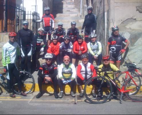 Vuelta a Almería