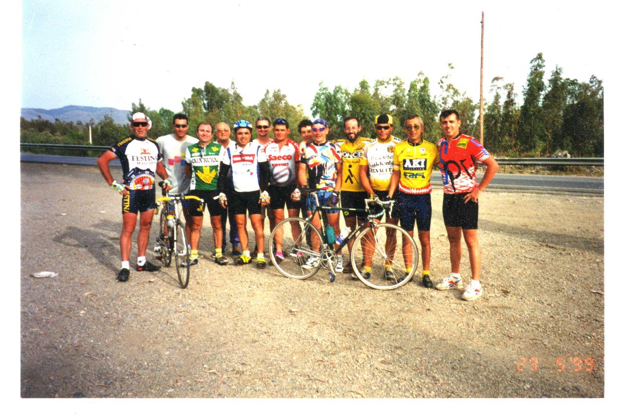 Inicios del Grupo Ciclista El Pabellón